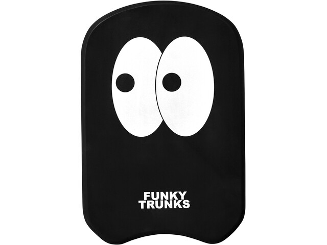 Funky Trunks Kickboard, goggle eyes